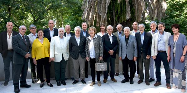 Miembros Academia arquitectutra y urbanismo